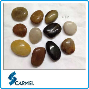 Natural Mix Polished River Stone for Decoration (R3)