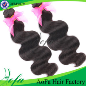 Factory Wholesale Unprocessed Hair Weave 100% Human Hair Extension pictures & photos