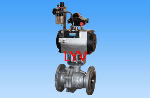 Forged Steel High Pressure Flanged Ball Valve