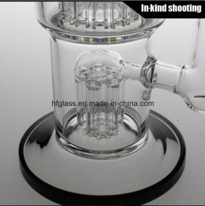 Made of Glass Water Pipe for Smoking Toro Glass Hookah Bubbler Tobacco Wholesale Glass Smoking Water Pipe Glass Bongs pictures & photos