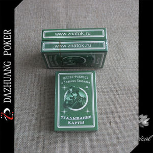 Shatok Russia Magic Short and Long Playing Cards pictures & photos