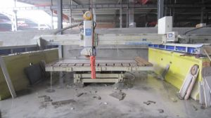 Automatic Bridge Slab Cutting Machine with Steel Stand Basement (zdh-400) pictures & photos