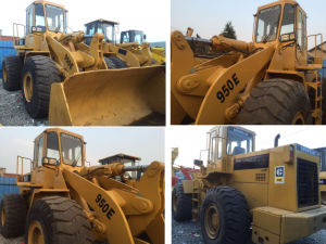 Used Wheel Loader Cat 950e for Hot Sale! pictures & photos
