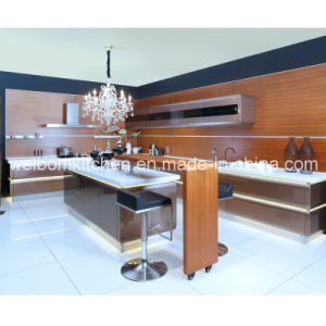 Fashion 2 PAC Modern Kitchen Cabinet pictures & photos