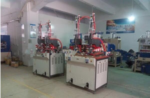 High Frequency Plastic Welding Machine for Trademark Fusion, Ce, From China pictures & photos