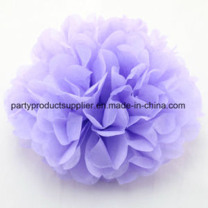 Decorative Party Supply Wedding Hanging Paper Flowers
