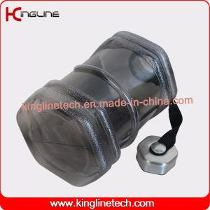 Cheap Price 2.2L PETG Plastic Jug with Handle (KL-8012) pictures & photos