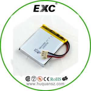 Electric Toy Custom Lithium Battery 805060 3.7V 2600mAh pictures & photos