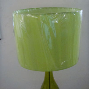 Unique Design Green Glass Bedside Decorative Table Lamp pictures & photos