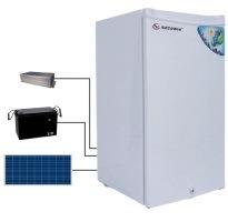 Home Appliances DC Compressor 12V/24V Freezers pictures & photos