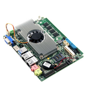 Windows8 OS Embeeded Industrial Mini Thin Motherboard with Intel Core I5 4200u Processor pictures & photos