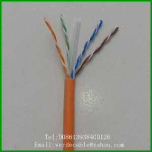 Pair Twisted Data Cable, Shielded CAT6 Cable for Network pictures & photos
