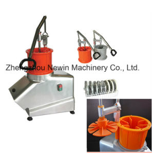 Multifunction Commercial Electric Vegetable Cutter Slicer pictures & photos