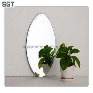 4mm-6mm Clear/Tinted Various Shaped Safety Copper Free Mirror with CE, SGS pictures & photos