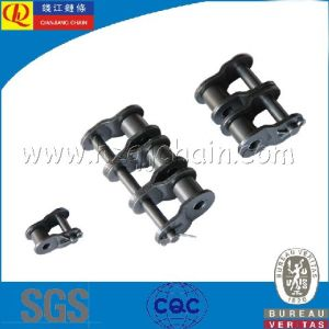 High Quality Standard Motorcycle Timing Chain with Natural Plates 25h pictures & photos