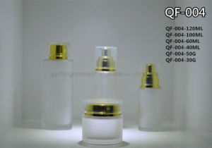 The Glass Cosmetic Packaging for Qunfang Packaging Supplies Qf-083 pictures & photos