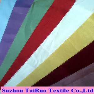 Good Quality Polyester Fabric Spandex Satin pictures & photos