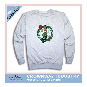 Mens Custom Printing Cotton Sweatshirt with Crew Neck (CW-SW-20) pictures & photos