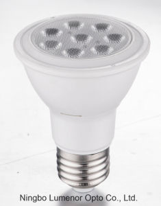 E27/E26 COB 8W12W18W PAR20 PAR30 PAR38 High Power LED Spot Light for Indoor with CE (LES-PAR20C-8W)