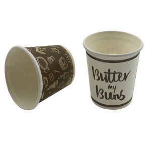 Logo Printed 4oz Where to Buy Paper Coffee Cups pictures & photos