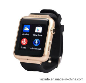"Factory Price! ! 3G WiFi Smart Watch Phone K8 with GPS 1.54"" IPS Screen Android Smart Watch"