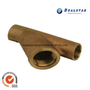 Copper Check Valve Body by Sand Casting pictures & photos
