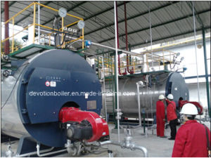 Big Size Packaged Steam Boiler for Container Loading pictures & photos