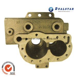 Brass Flange for Double Check Valve pictures & photos