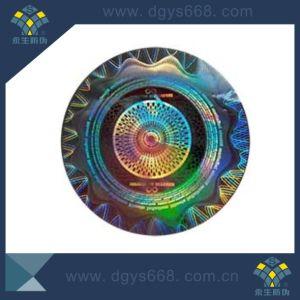 3D Dynamic Laser Hologram Sticker pictures & photos