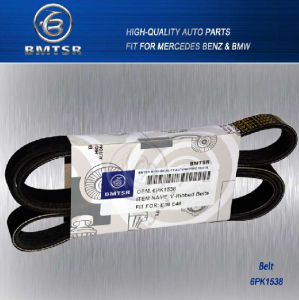Supplier Good Quality Auto Natural Rubber V Ribbied Belt 6pk1538 pictures & photos