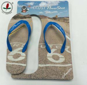 Plain Colors EVA Board Flip Flops pictures & photos