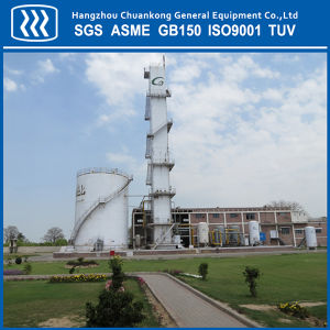 Middle Sized Cryogenic Gas Air Separation Plant pictures & photos