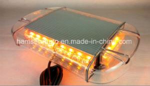 High-Intensity Amber LED Mini Lightbar