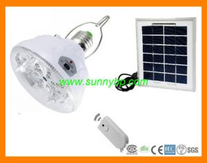 3W LED Solar Bulb for Camping with Saso pictures & photos