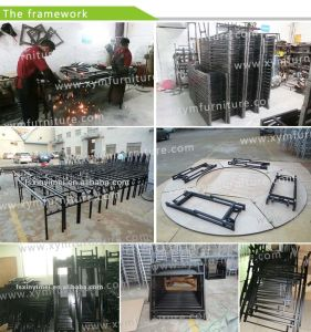 Factory Prices Wood Furniture Dining Table], Tables and Chairs for Events pictures & photos