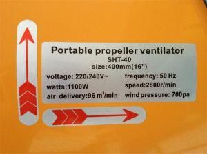 400mm Portable Air Blower Ventilator pictures & photos