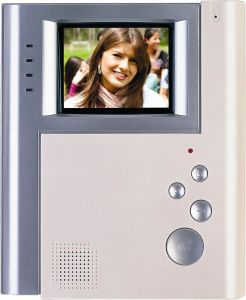 4 Inch Hands Free Color Video Door Phone pictures & photos
