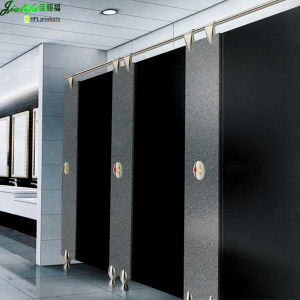 China factory direct sale stainless steel toilet partition for Stainless steel bathroom partitions