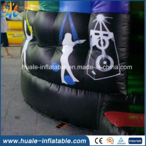 Newest Family Fun Disco Dancing Dome Inflatable Tent for Party pictures & photos