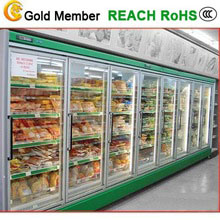 Multi Glass Door for Supermarket Display Cooler