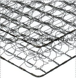 Best Selling King Bonnell Spring Mattress Hotel Beds pictures & photos