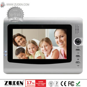 Multi-Family Video Door Phone with Water-Proof & Night Vision pictures & photos