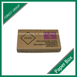 Brown Corrugated Carton Mailer Box Without glue pictures & photos