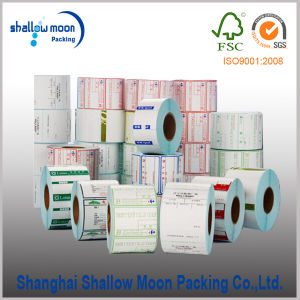 Customized Full Color Paper/Vinyl Sticker Label Printing (QYCI15151) pictures & photos