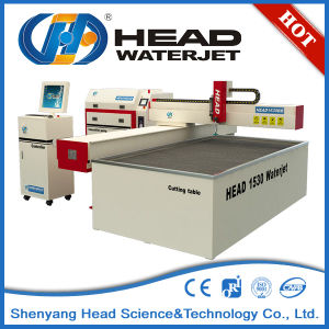 China Made Professional Waterjet Glass Cutting Machine