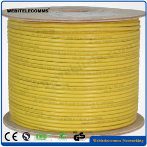 FTP/UTP CAT6A Patch Cord Pass Fluke Test pictures & photos