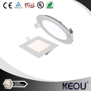 Color Temp Adjustable/Dimmable LED Recessed Downlight pictures & photos
