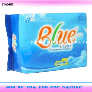 Anion Women Sanitary Napkins with Anion Chip in Good Absorbent pictures & photos