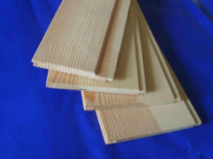 Friendly Exterior Wood Wall Wainscot Panel pictures & photos