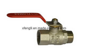 Dn15pn25 F*M Brass Ball Valve pictures & photos